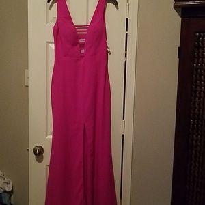 Gianni Bini purple dress
